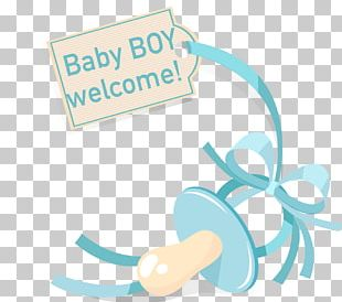 Infant Pacifier Baby Shower Kitten Child PNG