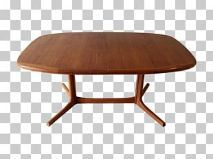 Table Dining Room Matbord Chair Danish Modern PNG