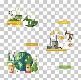 Earth Ecology Illustration PNG