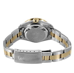 Watch Strap Rolex Colored Gold PNG