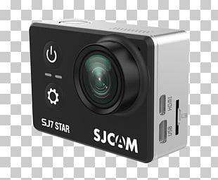 SJCAM SJ7 STAR Action Camera 4K Resolution SJCAM M20 PNG