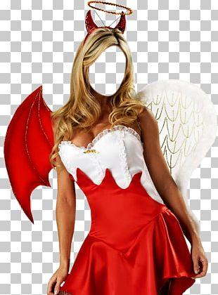 Halloween Costume Devil Angel PNG