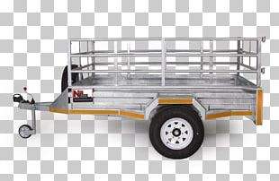 Truck Bed Part Car Carrier Trailer Motor Vehicle PNG