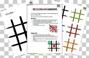 Tic-tac-toe Paper Free Tic Tac Toe Game Template PNG