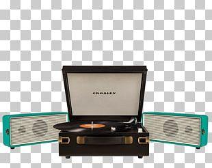 Crosley CR6230A-TU 3-speed Usb-enabled Snap Turntable Phonograph Record Crosley Radio PNG