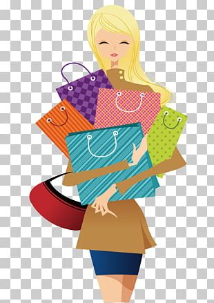 Shopping Photography PNG