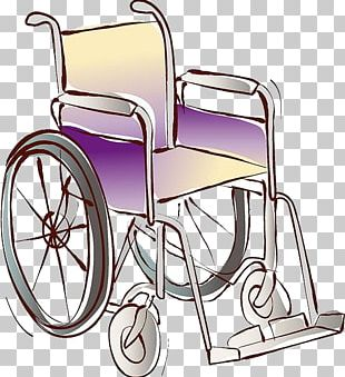 Wheelchair Sitting PNG