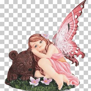 Fairy Figurine Statue Sprite Pixie PNG