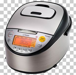 Rice Cookers Tiger Corporation Induction Cooking Induction Heating PNG