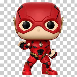 Flash Batman Funko Justice League Action & Toy Figures PNG