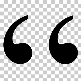 Quotation Marks In English Block Quotation Comma PNG