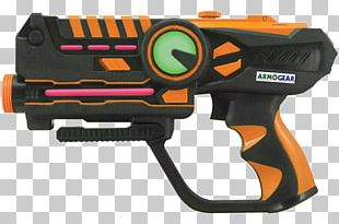 Laser Tag Firearm Game PNG