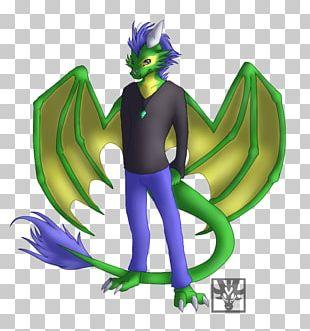 Dragon Cartoon Desktop Computer PNG