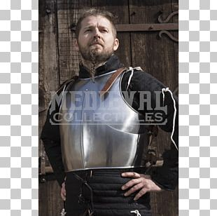 Middle Ages Plate Armour Body Armor Knight PNG