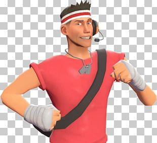 Team Fortress 2 Polycount Hat Scouting Loadout PNG