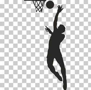 Basketball Player Slam Dunk Sport Jumpman PNG