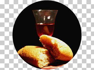 Eucharist Wine Sacramental Bread Prayer PNG