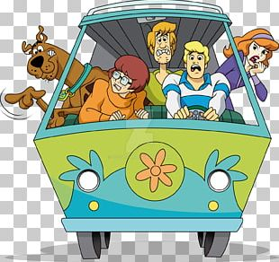 Fred Jones Velma Dinkley Scooby-Doo Film PNG