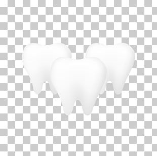 White Heart Pattern PNG