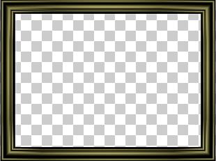 Chess Square Area Frame Pattern PNG