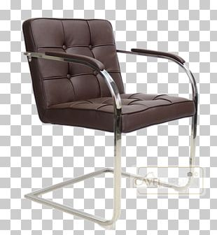 Brno Chair Barcelona Chair Bauhaus Tugendhat Chair Ant Chair PNG
