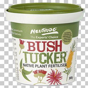 Bush Tucker Fertilisers Native Plant Shrub Food PNG