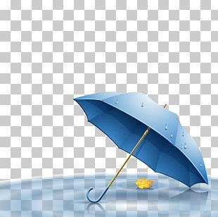 Umbrella Rain Adobe Illustrator PNG