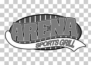 Arena Sports Grill Logo Restaurant PNG