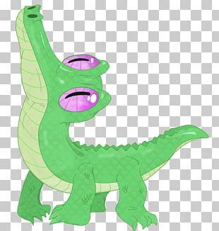Dinosaur Character PNG