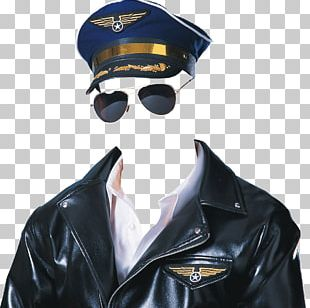 Flight Airplane 0506147919 Pilot In Command Costume PNG