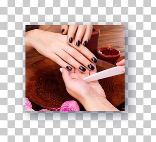 Nail Salon Gel Nails Manicure Beauty Parlour Artificial Nails PNG