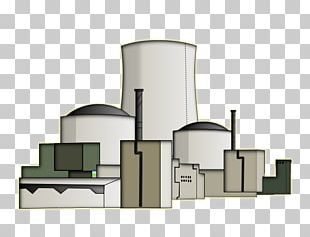 Power Station Nuclear Power Plant PNG