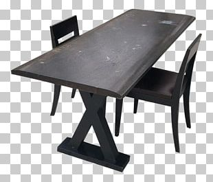 Refectory Table Dining Room Chair Matbord PNG
