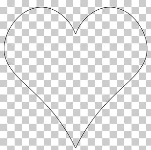 Heart Drawing Symbol Shape PNG