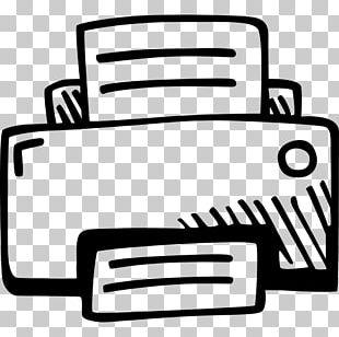 Paper Printing Computer Icons Printer Drawing PNG