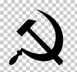 Soviet Union Hammer And Sickle Communism Russian Revolution PNG