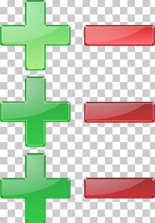 Plus And Minus Signs Computer Icons Plus-minus Sign Meno PNG
