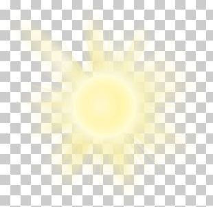 Sunlight Yellow PNG