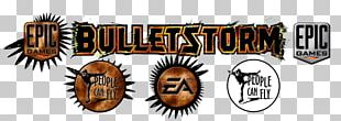 Gears Of War 3 Car Epic Games Logo Font PNG