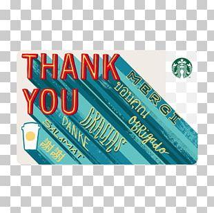 My Starbucks Rewards Coffee Gift Card Restaurant Brands PNG