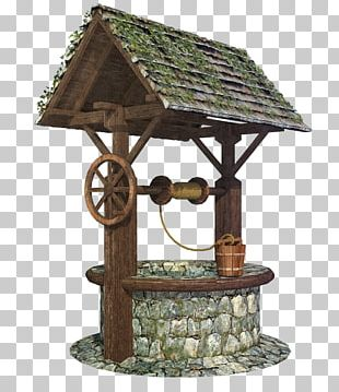 Water Well Wishing Well PNG