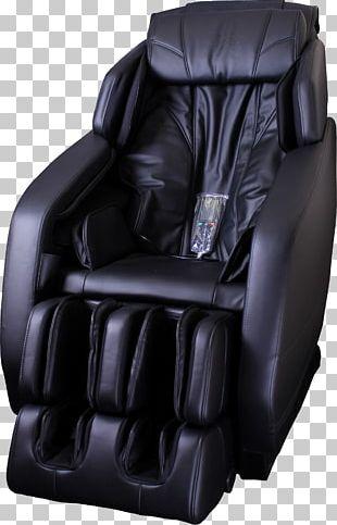 Massage Chair Recliner Wing Chair Pillow PNG