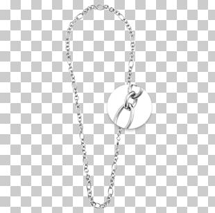 Necklace Charms & Pendants Body Jewellery Silver Chain PNG