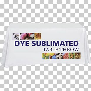 Tablecloth Dye-sublimation Printer Printing Textile PNG