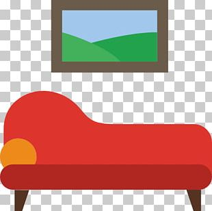 Living Room Furniture Scalable Graphics Couch Icon PNG