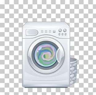 Self-service Laundry Stock Photography Washing Machine PNG