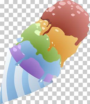 Ice Cream Cones Snow Cone Sundae PNG