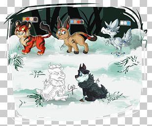 Dog Animated Cartoon Fauna PNG
