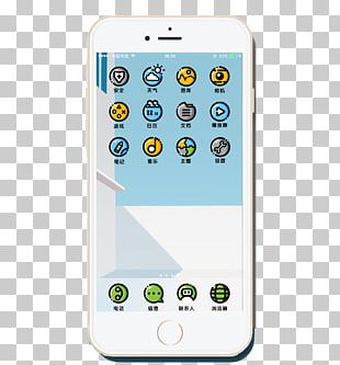 Mobile Phone Animation PNG