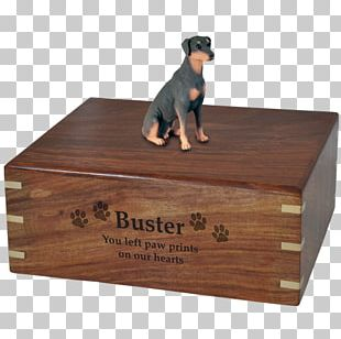 Urn Wooden Box Packaging And Labeling PNG